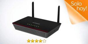 Módem router Netgear