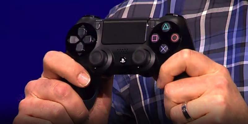 Mando Dualshock para Playstation 4