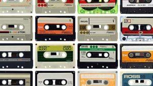 reproductores de cassettes
