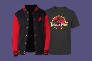 Pack Jurassic Park